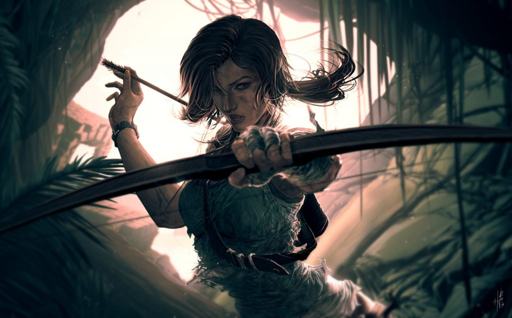 Tomb Raider (2013) Wallpaper