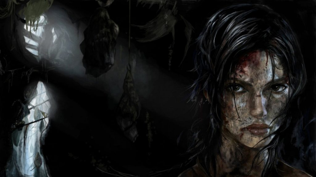 Tomb Raider (2013) Full HD Wallpaper