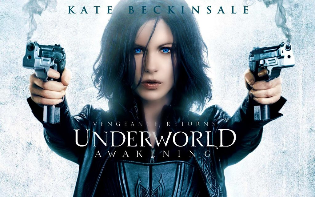 Underworld: Awakening Widescreen Wallpaper