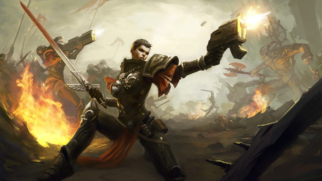 Warhammer 40K HD Full HD Wallpaper