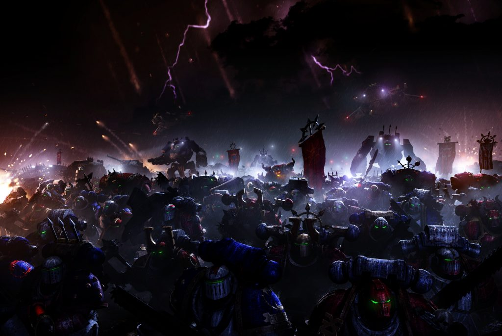 Warhammer 40K HD Wallpaper
