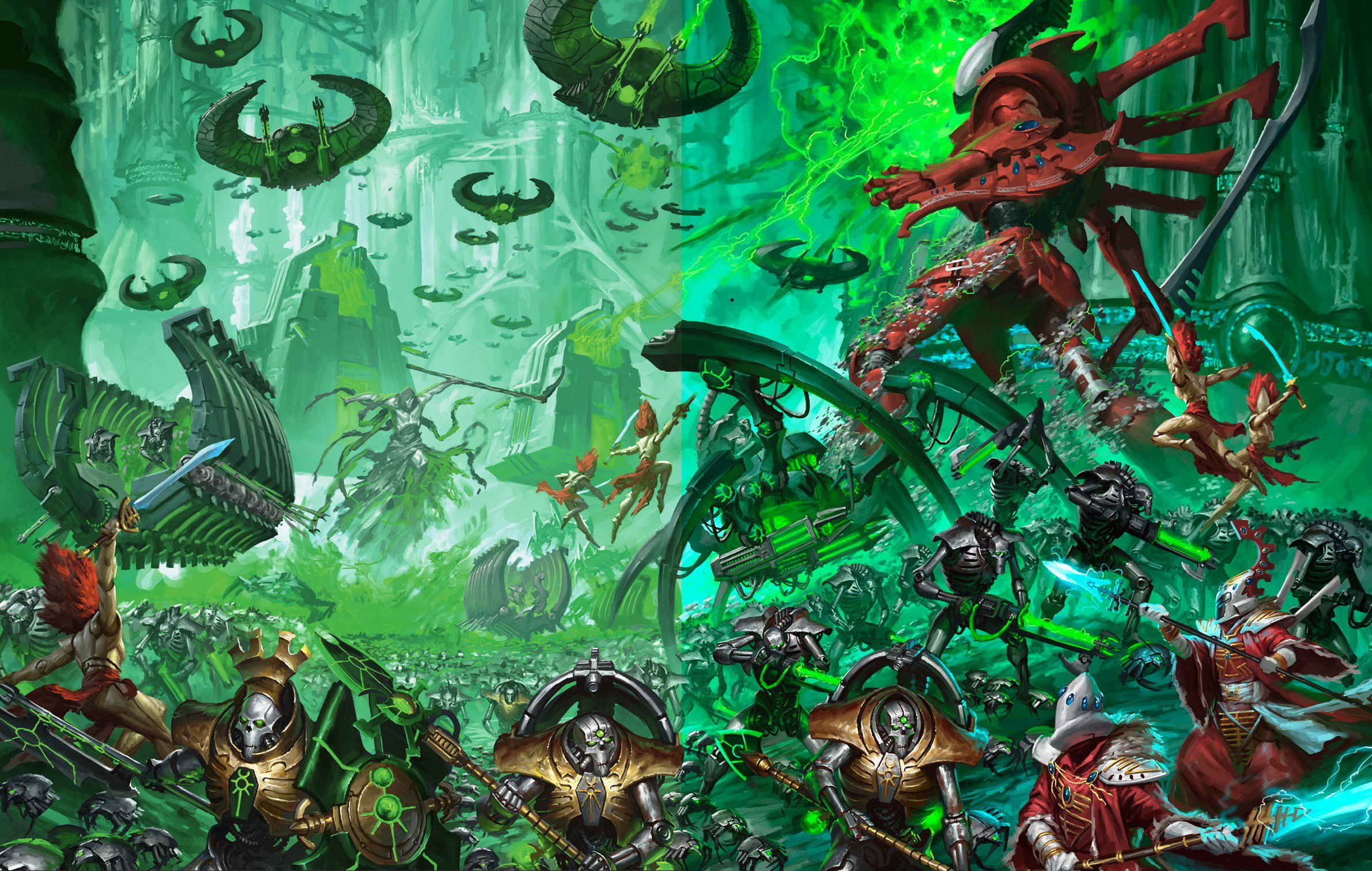 Warhammer 40K HD Wallpapers, Pictures, Images