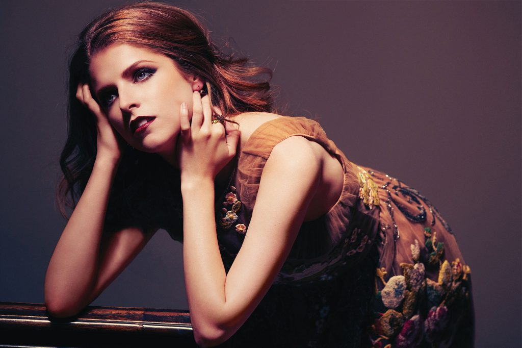 Anna Kendrick HD Wallpaper