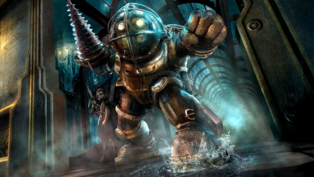 Bioshock Quad HD Wallpaper