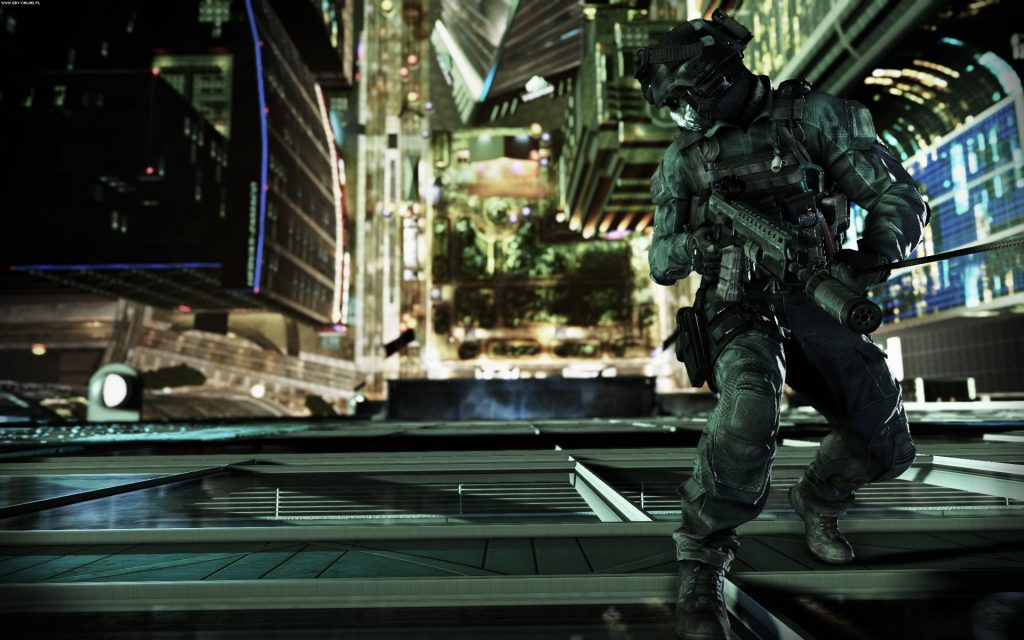 Call Of Duty: Ghosts Widescreen Background