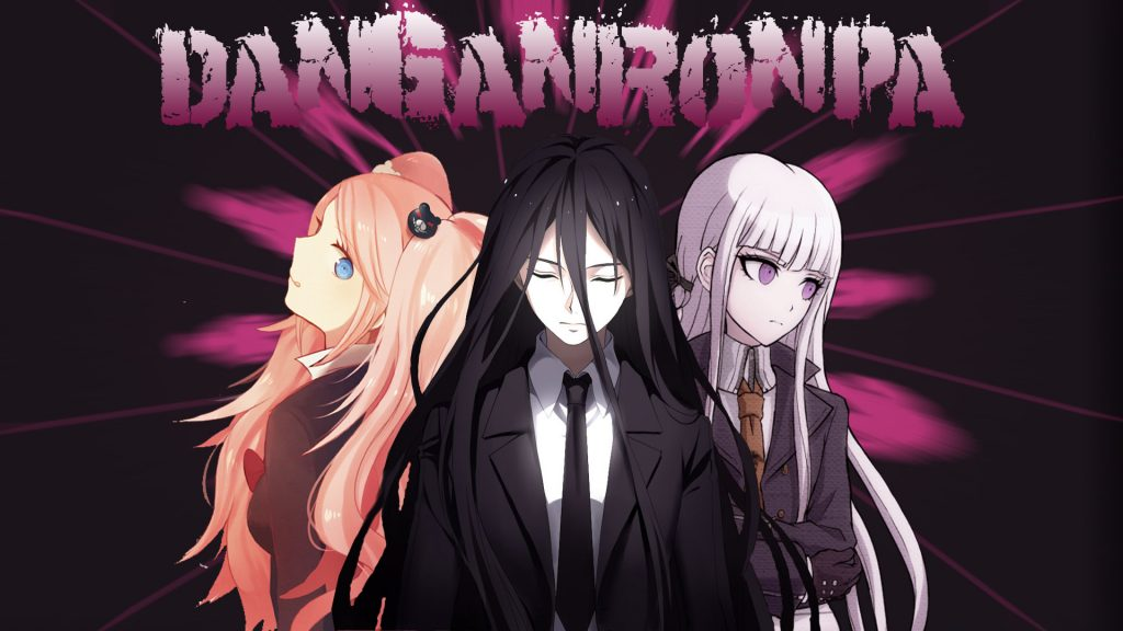 Danganronpa 2: Goodbye Despair Full HD Wallpaper