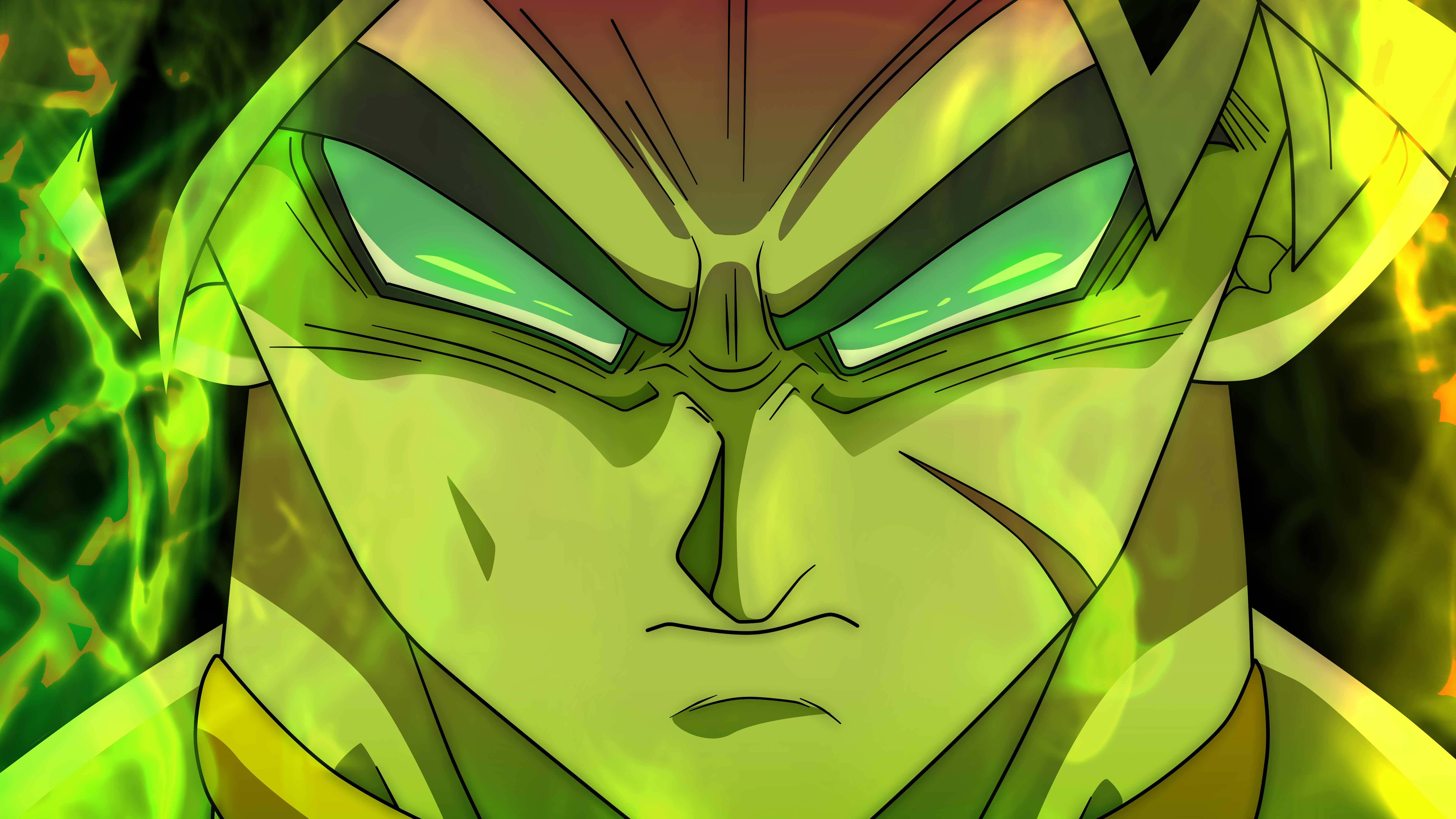 Dragon Ball Super: Broly Backgrounds, Pictures, Images