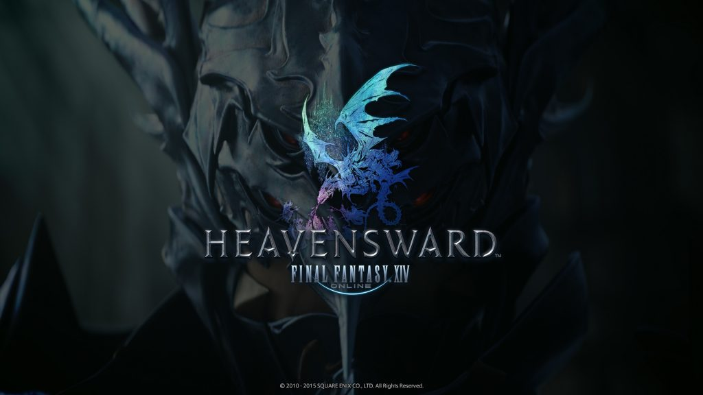 Final Fantasy XIV Full HD Background