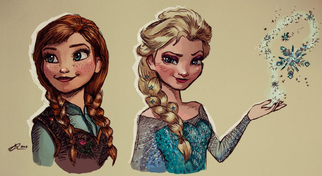 Frozen HD Wallpaper