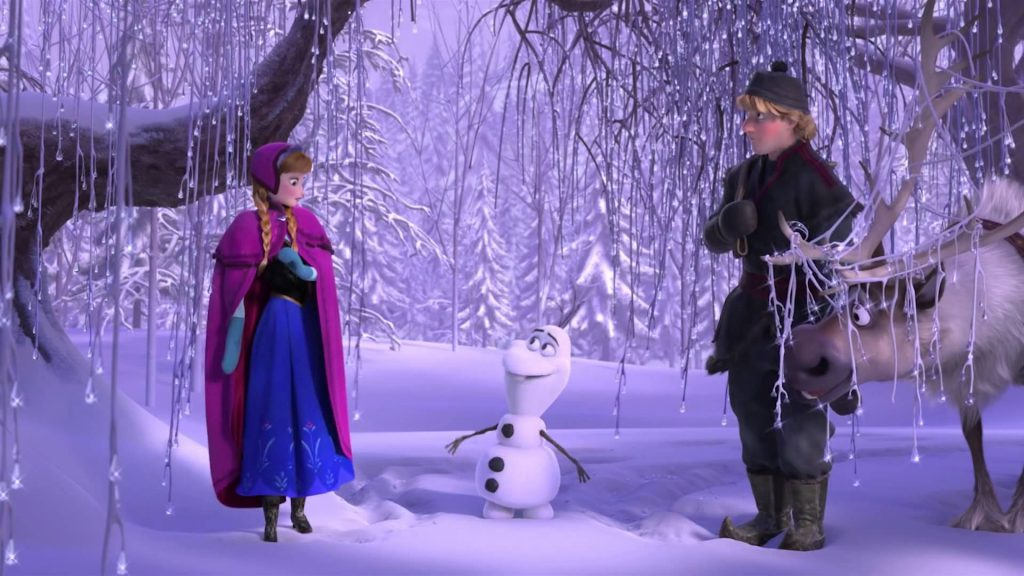 Frozen HD Full HD Wallpaper