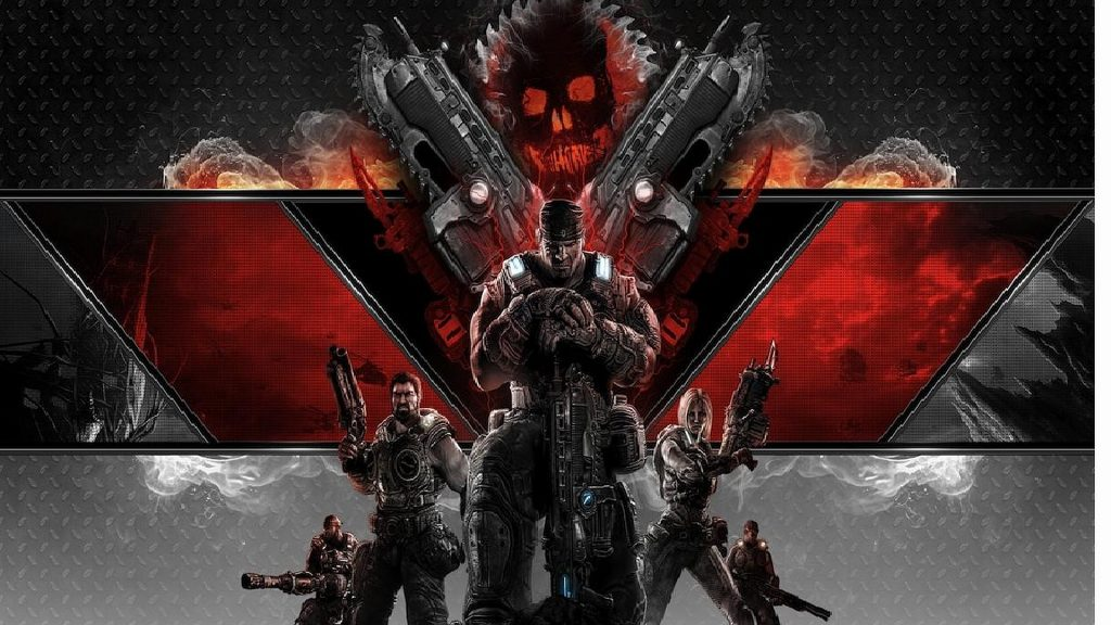 Gears Of War 3 Full HD Background