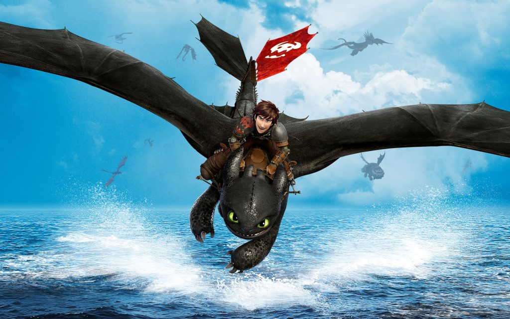 How To Train Your Dragon 2 Widescreen Wallpaper