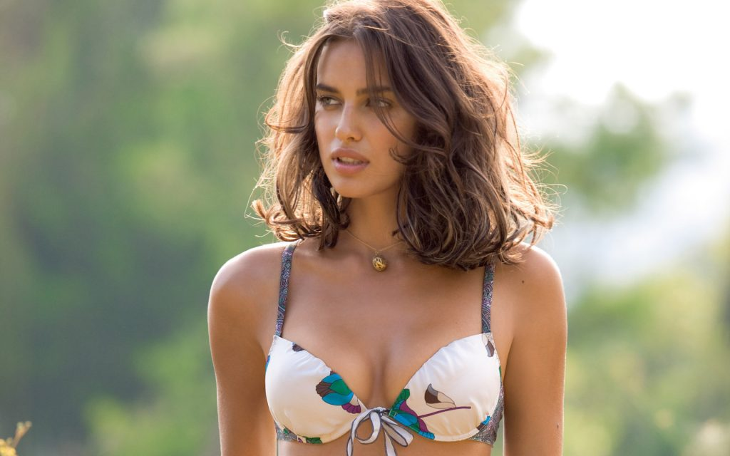Irina Shayk Widescreen Wallpaper