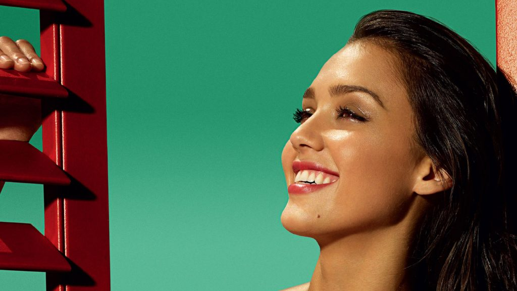 Jessica Alba Full HD Background