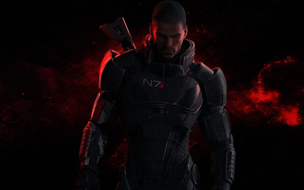 Mass Effect Widescreen Wallpaper