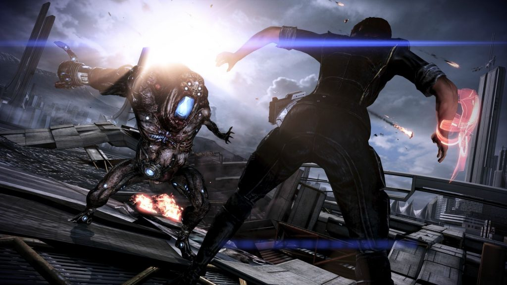 Mass Effect Full HD Wallpaper