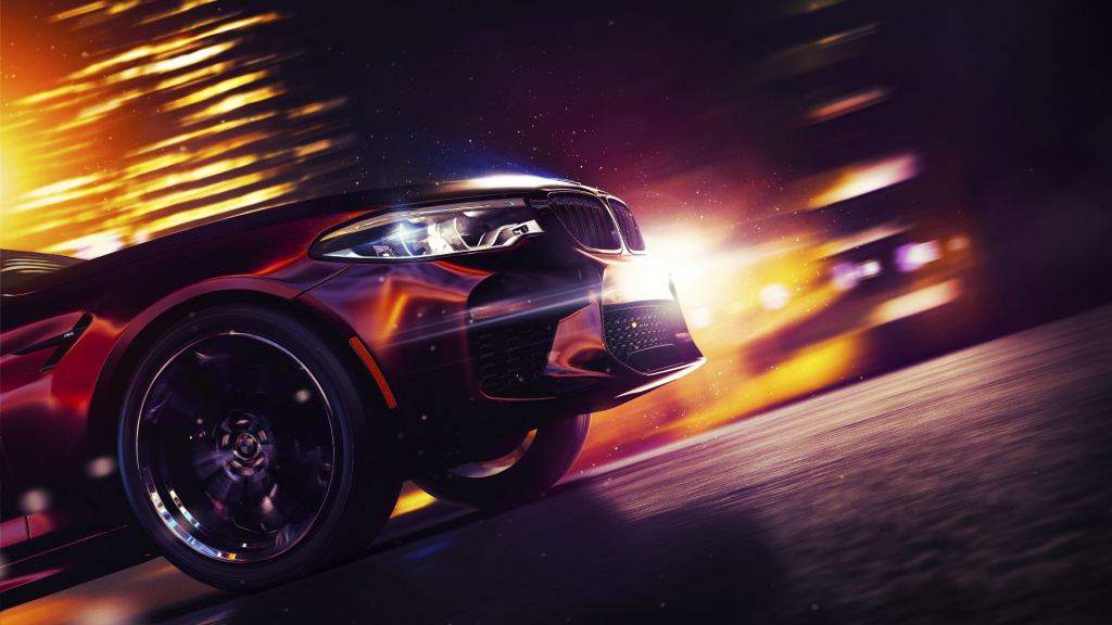 Need For Speed Payback Full HD Wallpaper
