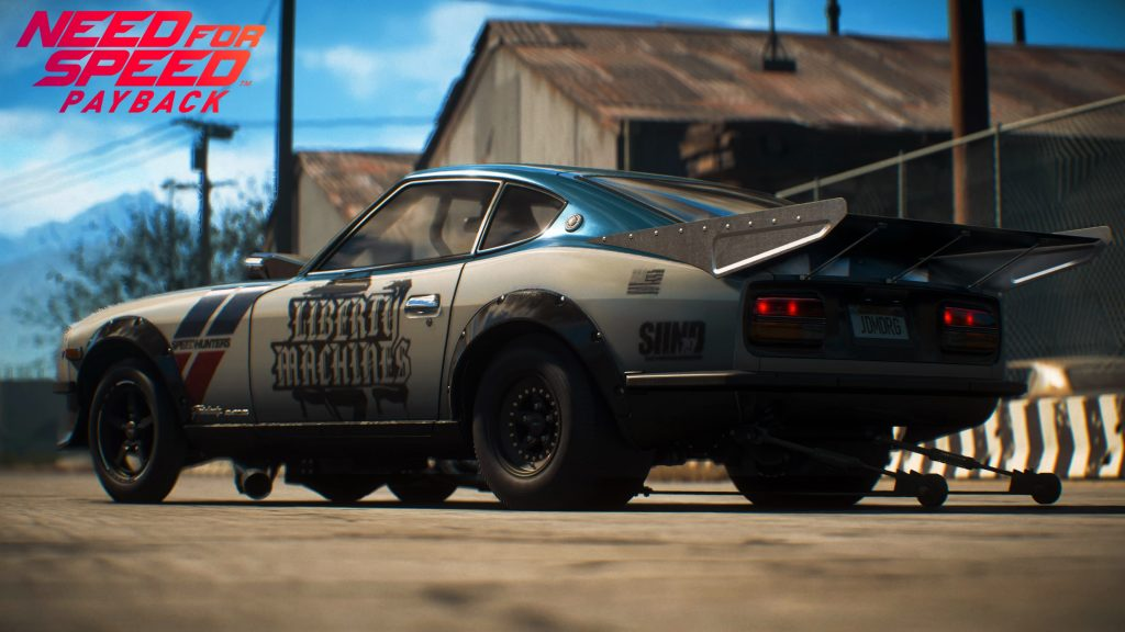 Need For Speed Payback 4K UHD Wallpaper