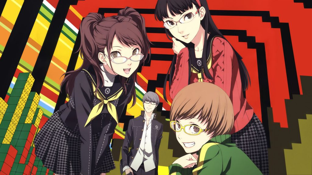 Persona 4 Full HD Wallpaper