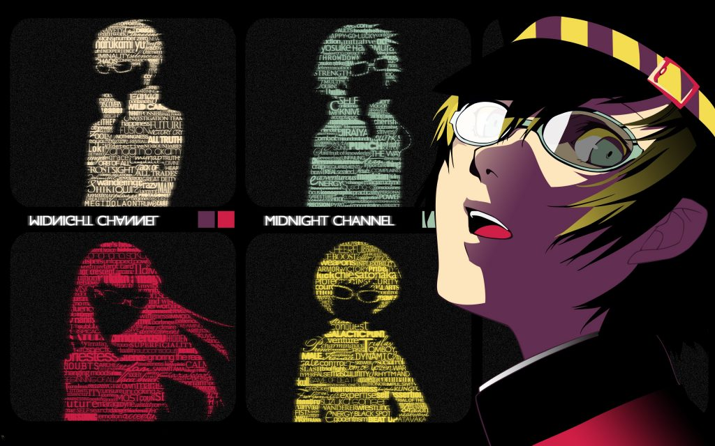 Persona 4 Widescreen Wallpaper