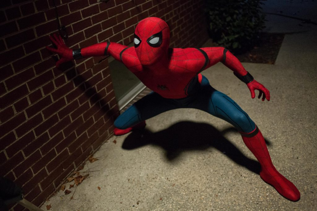 Spider-Man: Homecoming HD Wallpaper