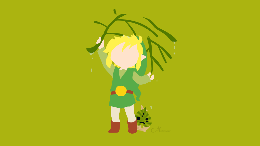 The Legend Of Zelda: The Wind Waker Full HD Wallpaper