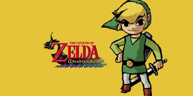 The Legend Of Zelda: The Wind Waker Wallpapers