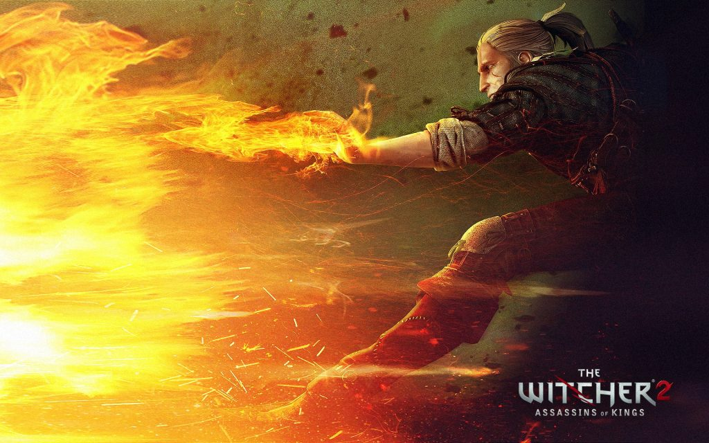 The Witcher 2: Assassins Of Kings HD Widescreen Wallpaper