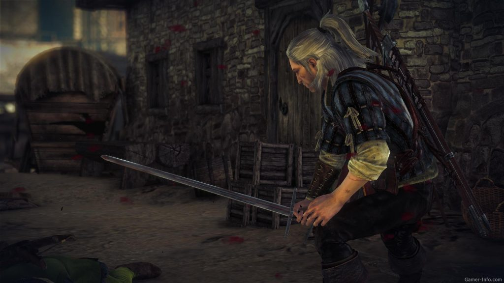 The Witcher 2: Assassins Of Kings HD Full HD Wallpaper