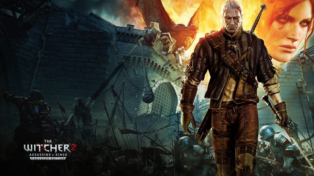The Witcher 2: Assassins Of Kings HD Quad HD Wallpaper