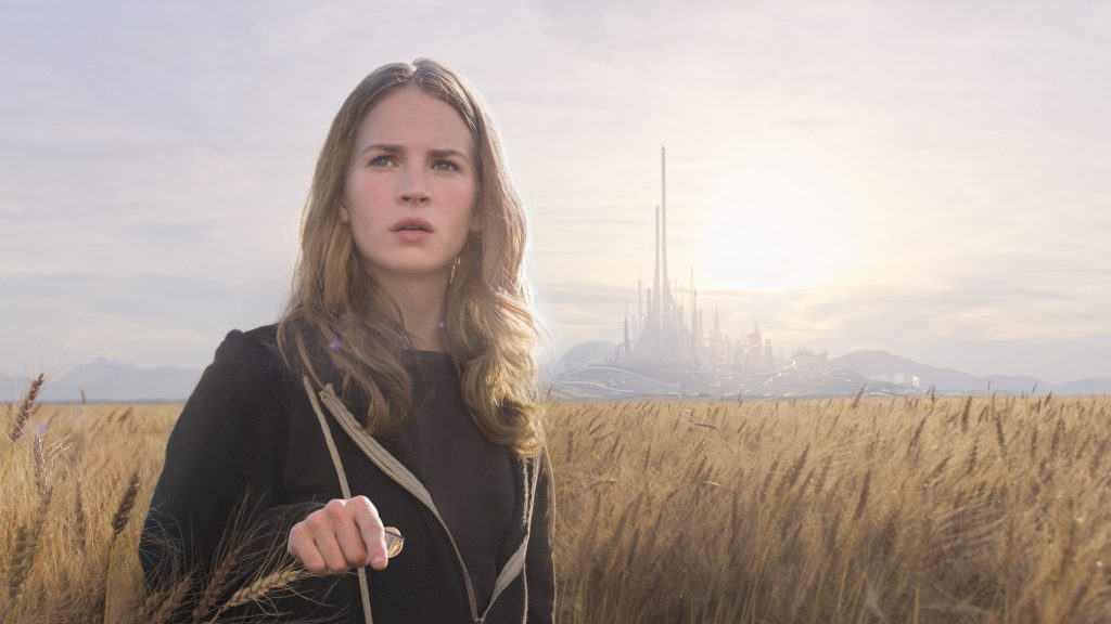 Tomorrowland 4K UHD Wallpaper