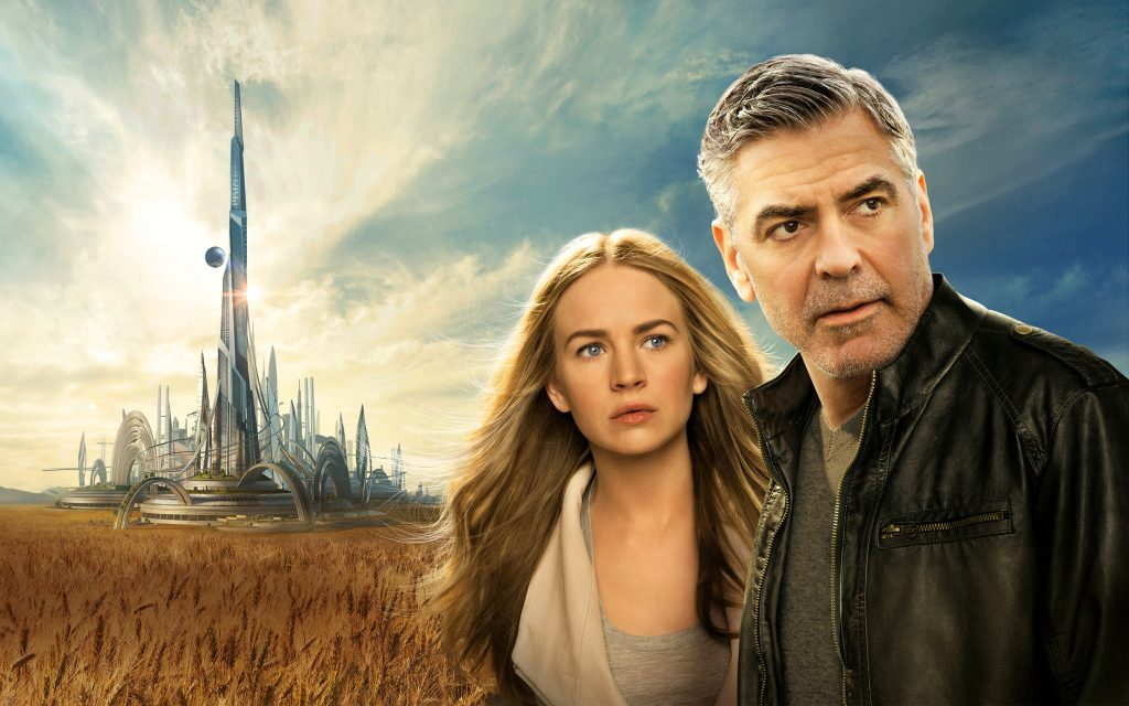 Tomorrowland Widescreen Wallpaper