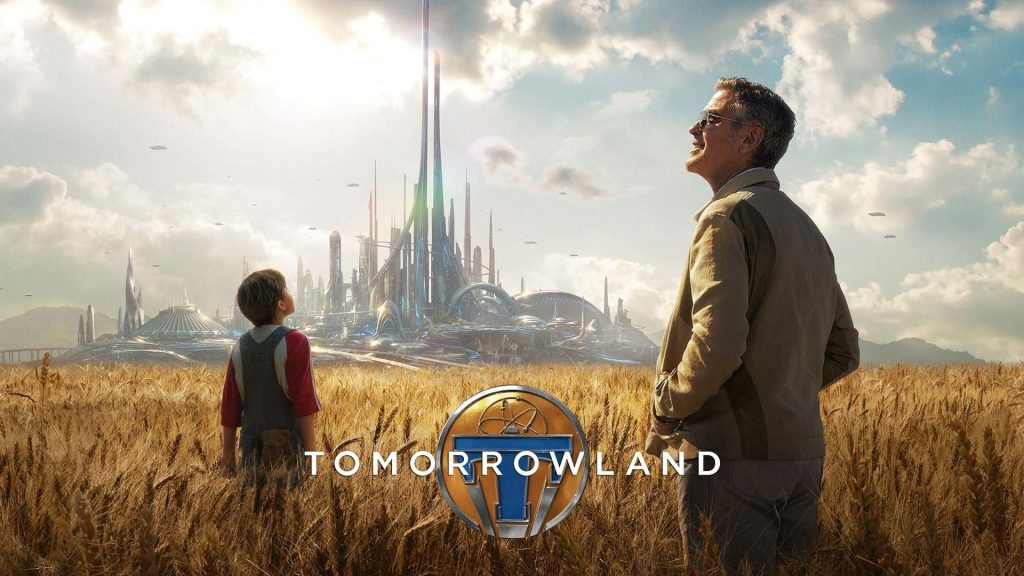 Tomorrowland Full HD Wallpaper