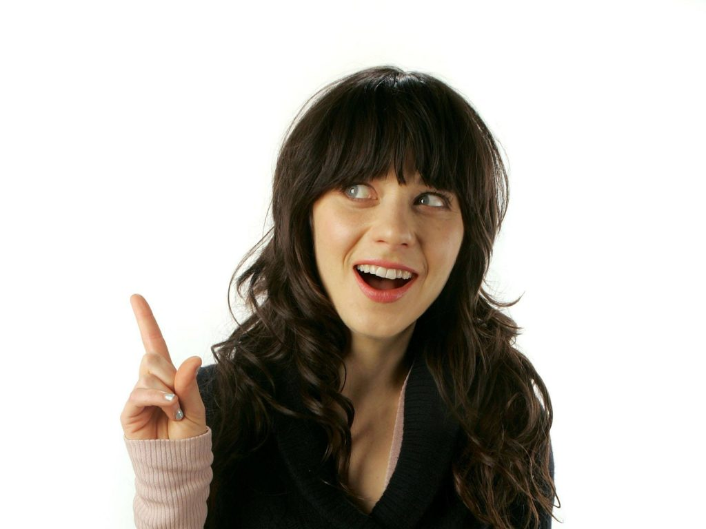 Zooey Deschanel Background