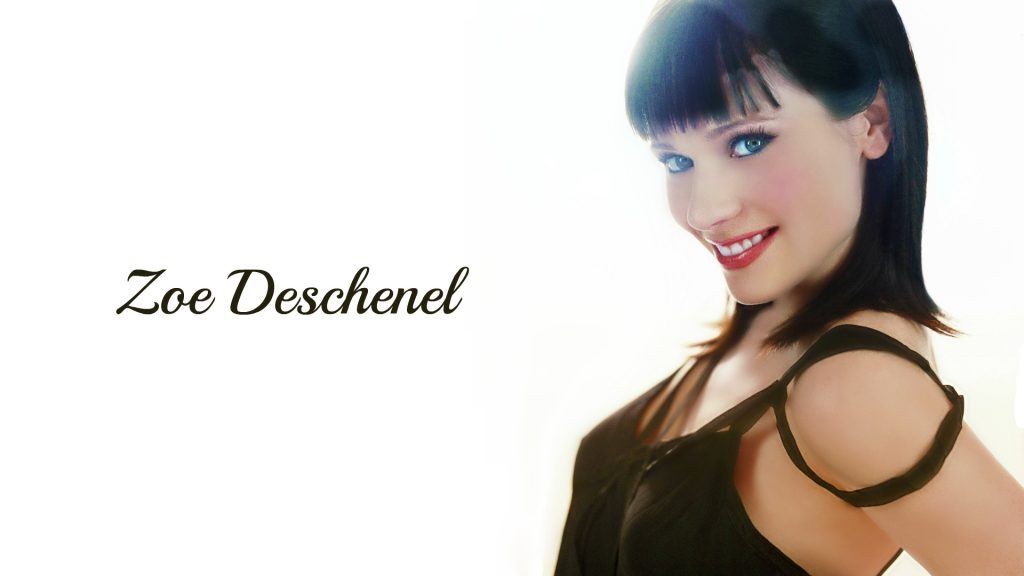 Zooey Deschanel Full HD Background