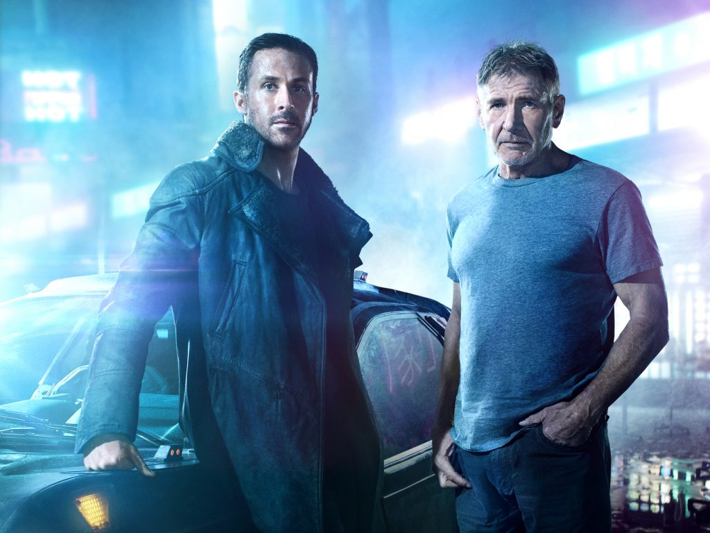 Blade Runner 2049 HD Wallpaper