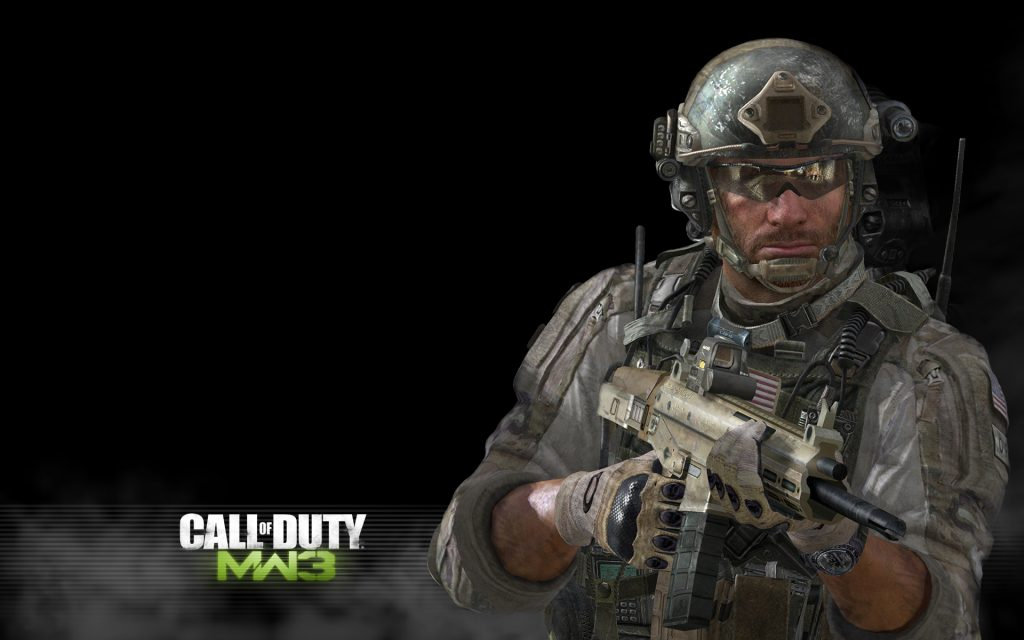 Call Of Duty HD Widescreen Wallpaper
