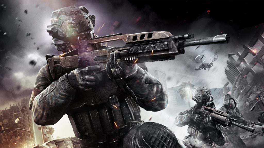 Call Of Duty Full HD Background