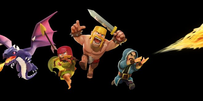Clash Of Clans Backgrounds