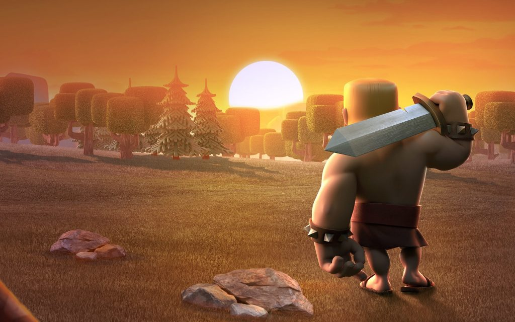 Clash Of Clans Background