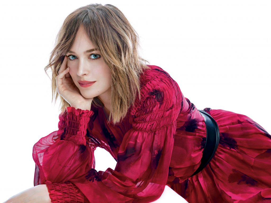 Dakota Johnson Background