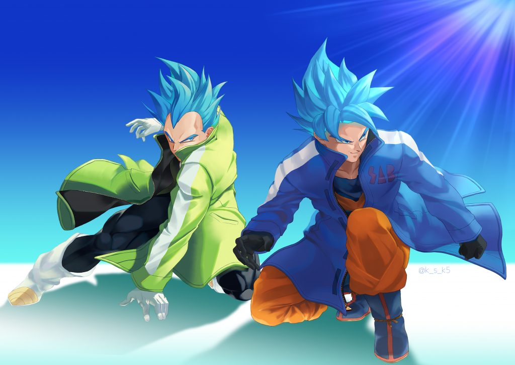 Dragon Ball Super: Broly HD Wallpaper