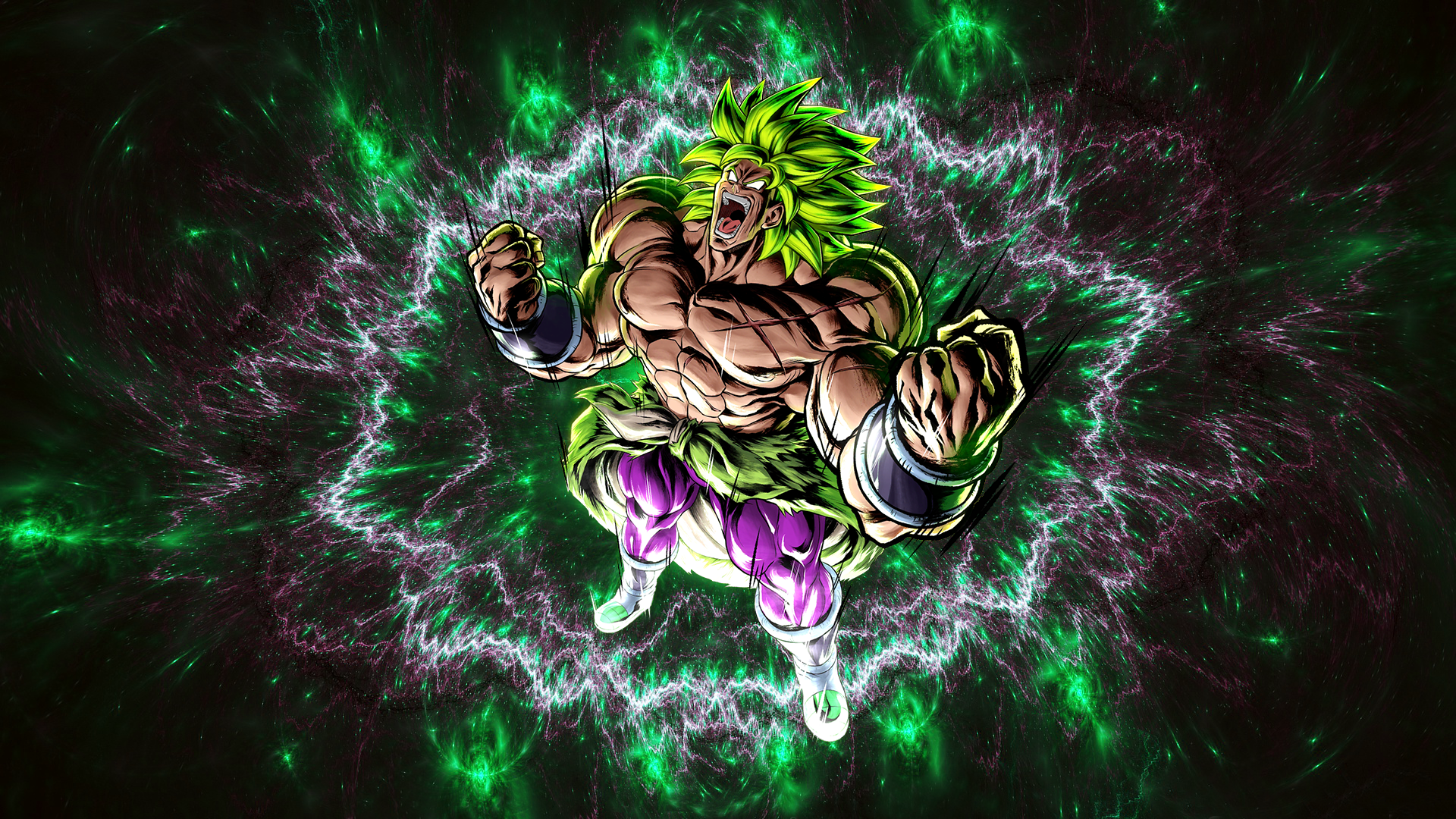 Dragon Ball Super: Broly HD Wallpapers, Pictures, Images