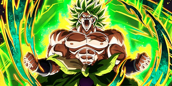 Dragon Ball Super: Broly HD Wallpapers