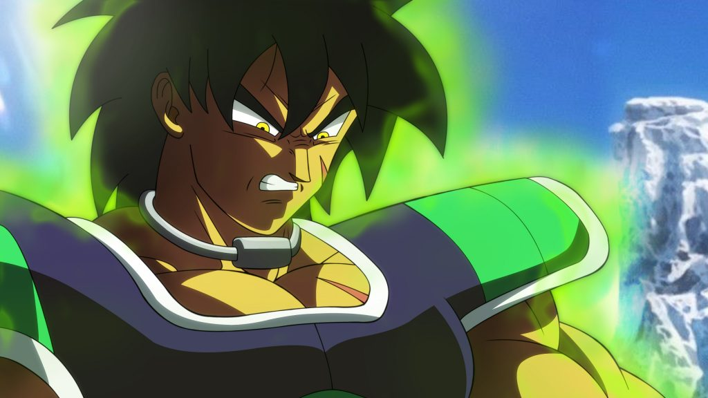 Dragon Ball Super: Broly HD Quad HD Wallpaper