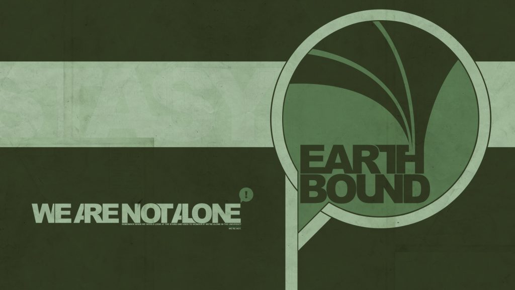 Earthbound Full HD Wallpaper