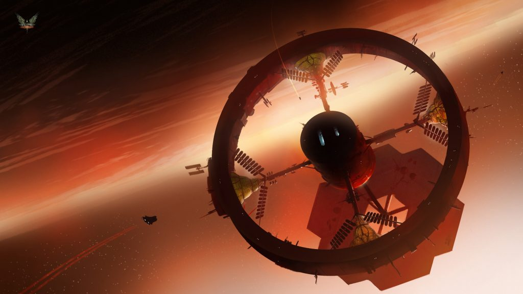 Elite: Dangerous HD Quad HD Wallpaper