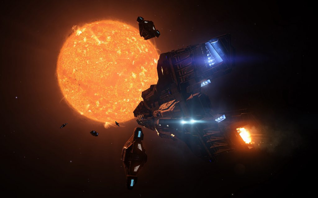 Elite: Dangerous HD Wallpaper