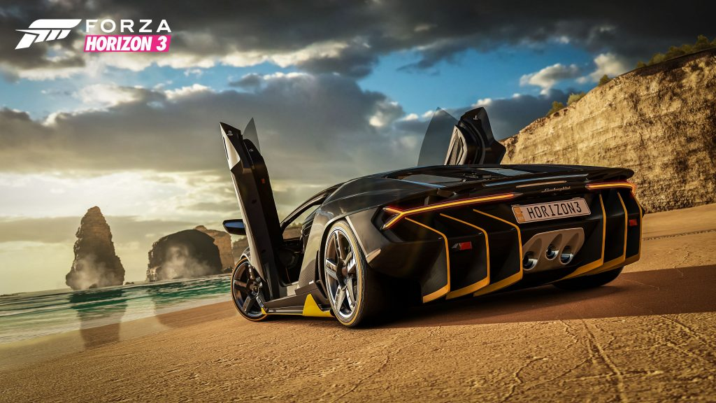 Forza Horizon 3 HD 4K UHD Wallpaper