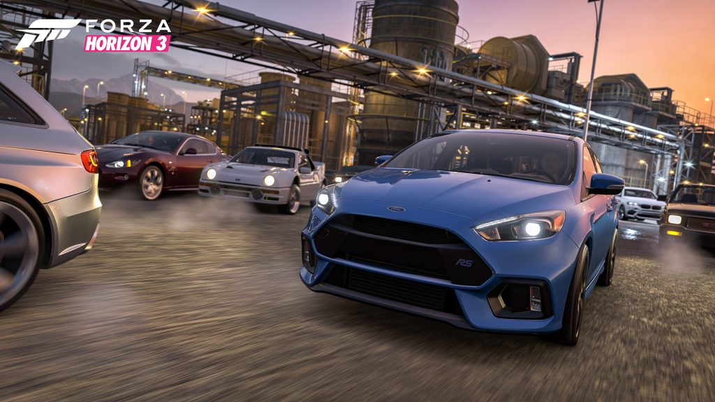 Forza Horizon 3 HD Full HD Wallpaper